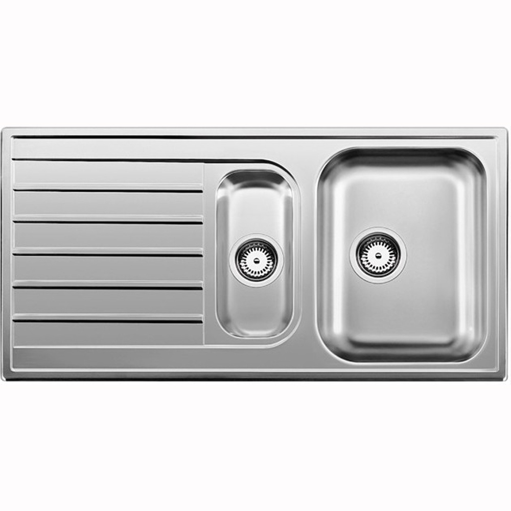 Blanco Livit 6S 1.5 Bowl Stainless Steel Kitchen Sink - Blanco from ...