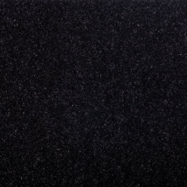Bushboard Encore 1020x47x1.7mm Black Sparkle Solid Surface Edging Strip