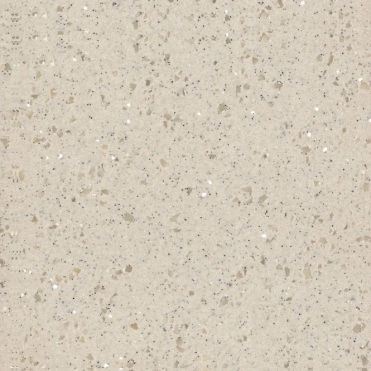 Bushboard Encore 3600x100x12mm Pearl Grey Solid Surface Upstand