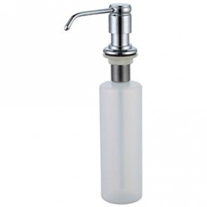 Caple Chrome Kitchen Sink Soap Dispenser Csdch Caple From Taps Uk