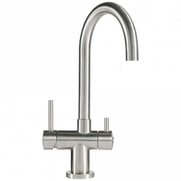 Caple Dalton Puriti Stainless Steel Kitchen Sink Filter Tap DALPUR/SS (P)