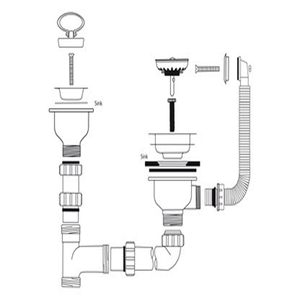 view all wastes plumbing kits view all caple wastes plumbing kits
