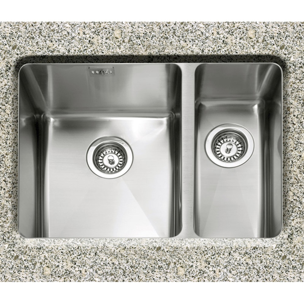 Http Www Tapsuk Com Kitchen Sinks C2 Stainless Steel Kitchen Sinks C46 15 Bowl Sinks C53 Caple Mode 150 15 Bowl Stainless Steel Undermount Kitchen Sink Rh Mode1834 40 R P5511