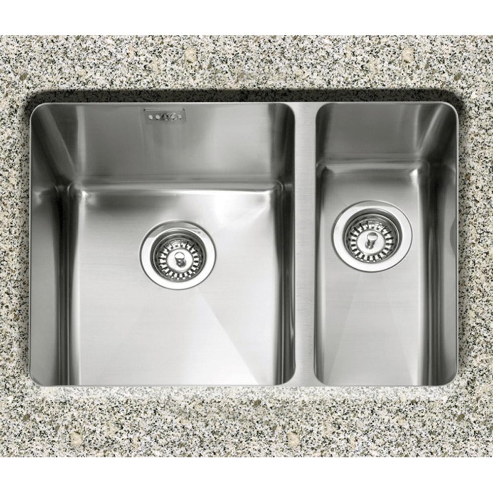 Caple Mode 150 1 5 Bowl Stainless Steel Undermount Kitchen