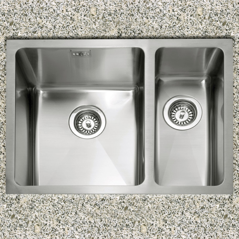 Best Stainless Steel Sinks Rated : ... ? View All 1.5 Bowl Sinks ? View All Undermount Kitchen Sinks