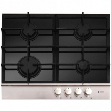 Caple Sence Black Glass Gas Kitchen Hob C739G