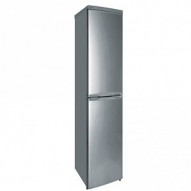 Caple Silver Freestanding Fridge Freezer RFF553