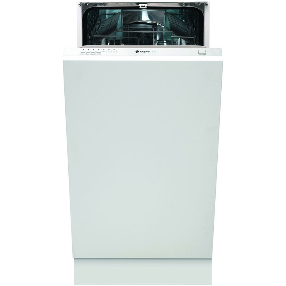 Slimline Kitchen Appliances Caple Slimline Fully Integrated Dishwasher Di464 Caple From Taps Uk