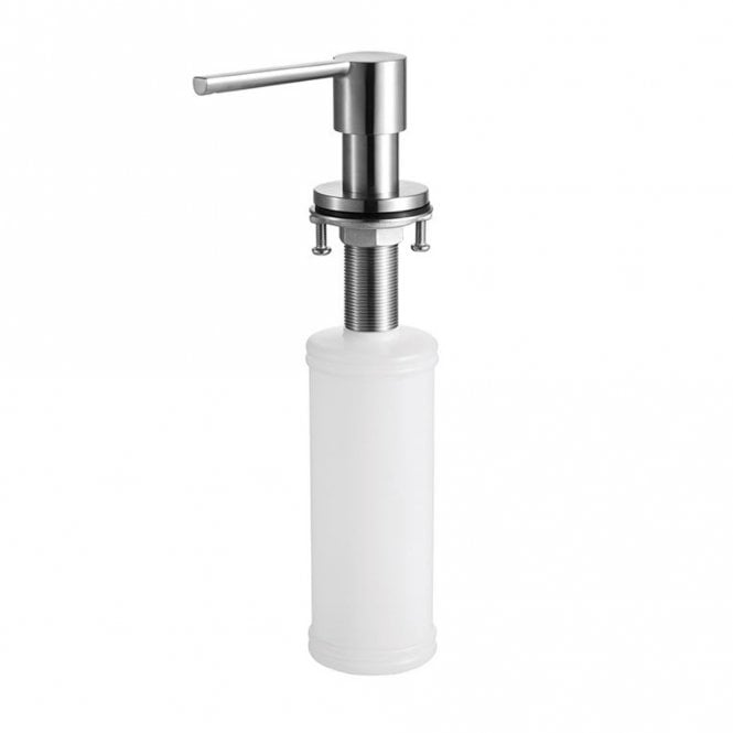 Caple Solid Stainless Steel Kitchen Sink Soap Dispenser Csd2ss