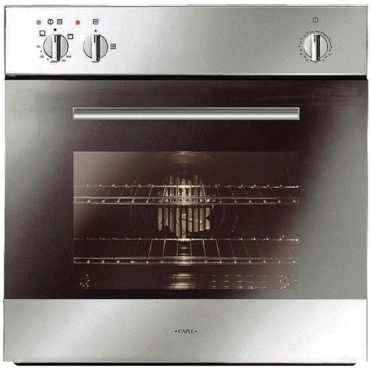 Caple Stainless Steel Gas Single Oven C2511
