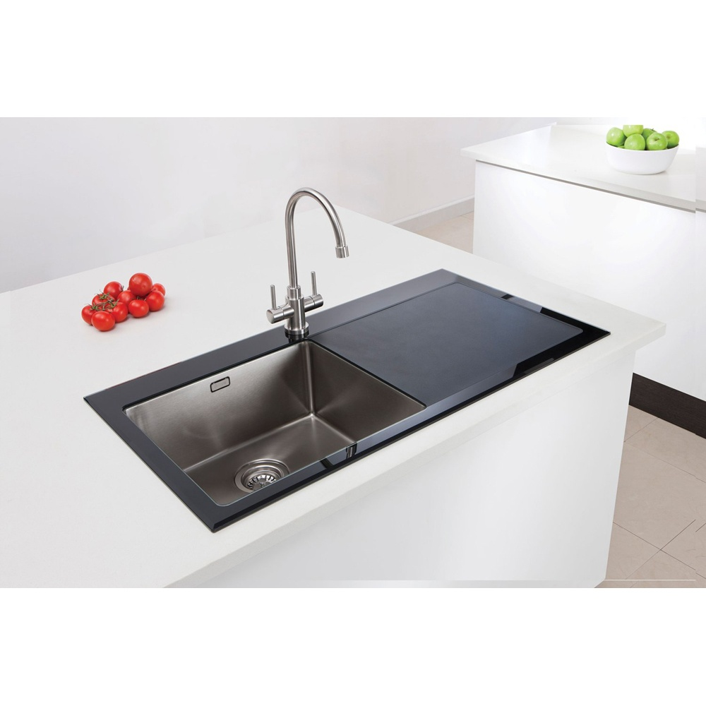 ... Caple ‹ View All 1.0 Bowl Sinks ‹ View All Caple 1.0 Bowl Sinks