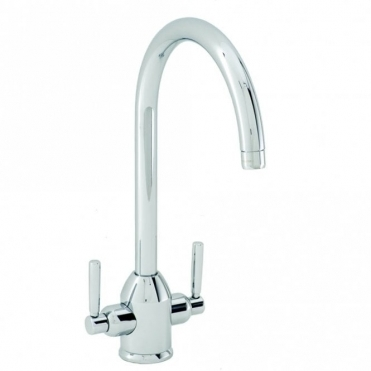 Carron Phoenix Dante Chrome Kitchen Sink Water Filter Mixer Tap 120.0188.553