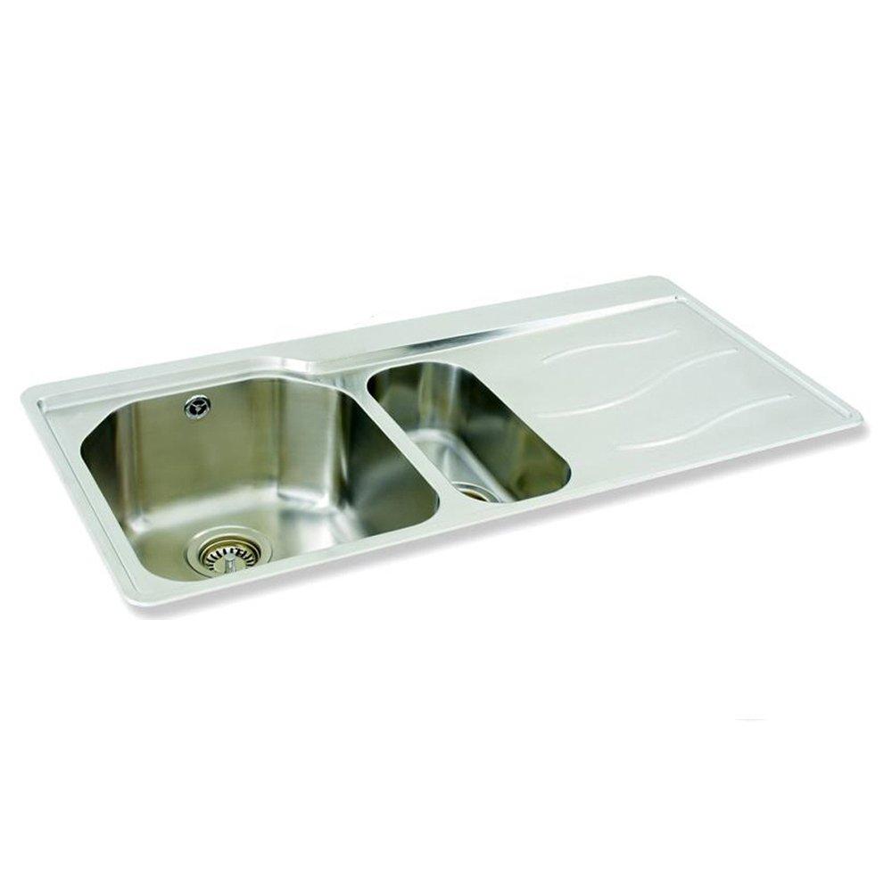 Kitchen Sink Phoenix : ... phoenix view all 1 5 bowl sinks view all carron phoenix 1 5 bowl sinks
