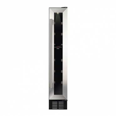 CDA 150 Mm Freestanding Under Counter Wine Cooler-stainless Steel FWC152SS