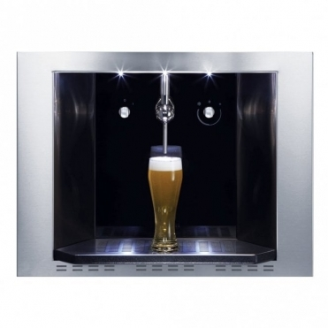 CDA Beer Dispenser Stainless Steel BVB4SS
