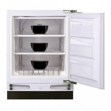 CDA Built Under Counter 60cm Freezer A+ Rated FW381