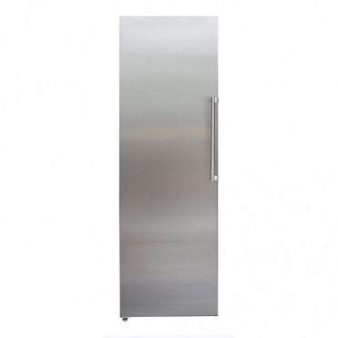 CDA Freestanding Full Height Single Door Freezer Stainless Colour A++ Rated FF880SC