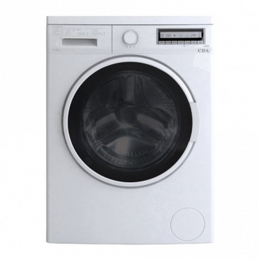 CDA Freestanding Washer Dryer 8+6kg, 1400rpm 15 Prog White Aa Rated CI860WH