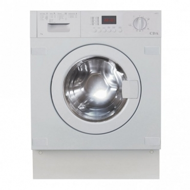 CDA Fully Integrated Washer Dryer, 7kg+4kg 1400 Spin Aa Rated CI971