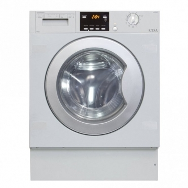 CDA Fully Integrated Washing Machine 6kg 1200 Spin A++ab Rated CI325