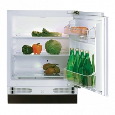 CDA Integrated Under Counter 60cm Larder Fridge A+ Rated FW223
