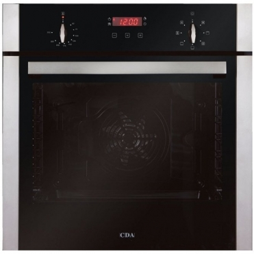 CDA Single Multifunction 7 Oven Touch Control Level 2 SK300SS