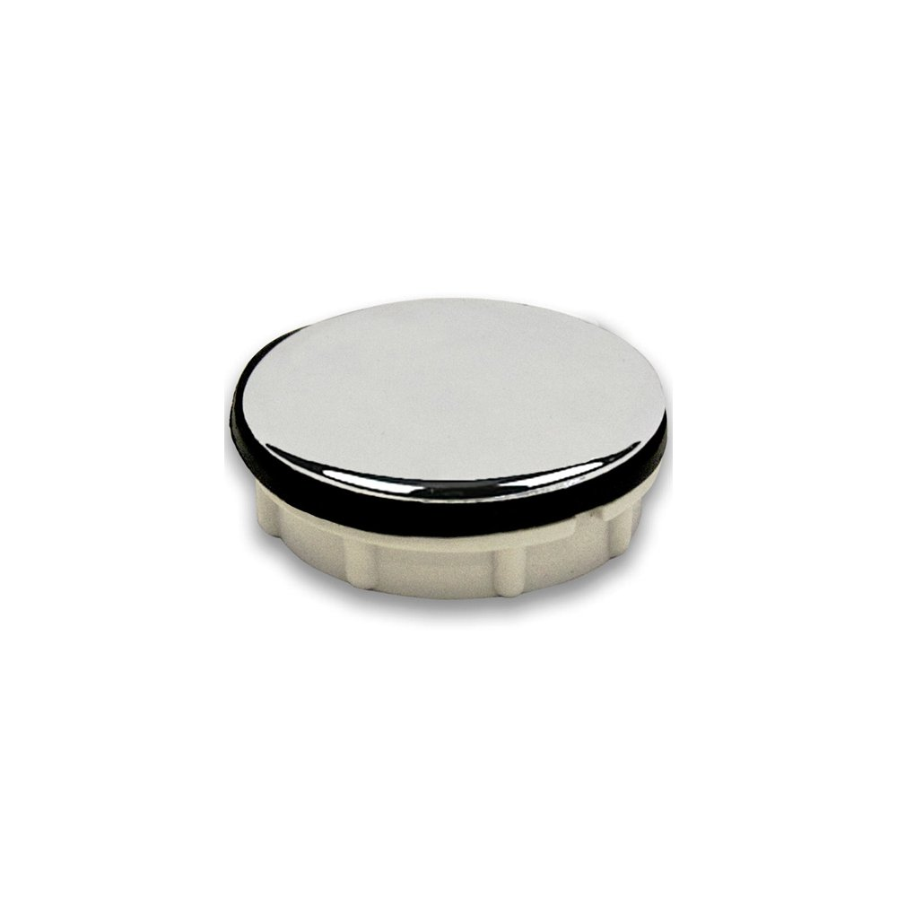 chrome universal fit plastic kitchen sink tap hole replacement