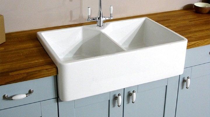 Ceramic Stainless Steel Granite Kitchen Sinks From Taps Uk