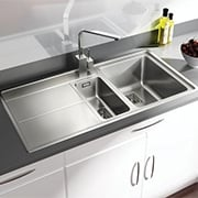 High Quality 1.5 Bowl Sinks