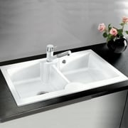 Ceramic Kitchen Sinks | Double Ceramic Sink | Ceramic Corner Sinks ...