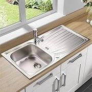 Stainless Steel Kitchen Sinks   Granite Kitchen Sinks   Ceramic