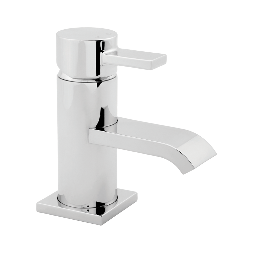 Deva Linx Chrome Mini Mono Bathroom Basin Mixer Tap