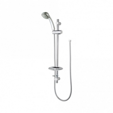 Deva Substance Chrome Three Function Signature Shower Kit SIGKITM02