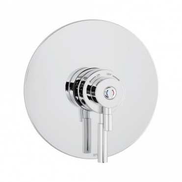 Deva Vision Concentric Chrome Shower Valve With Five Functions Signature Kit