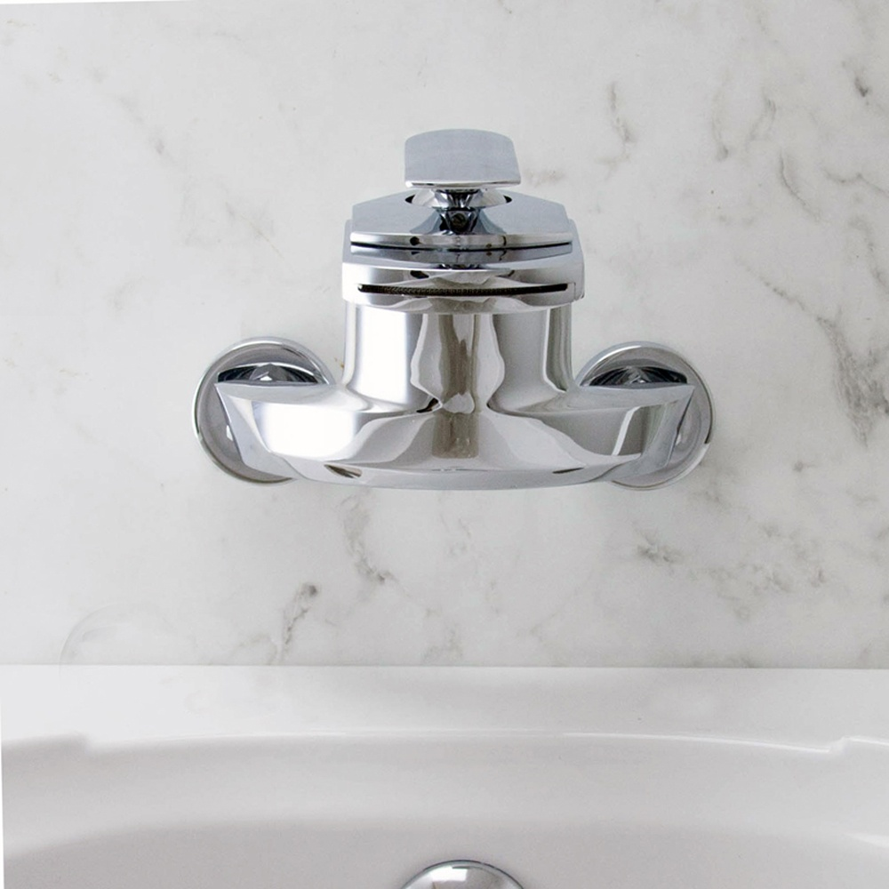 Dream Waterfall Bathroom Wall Mounted Bath Mixer Tap | eBay