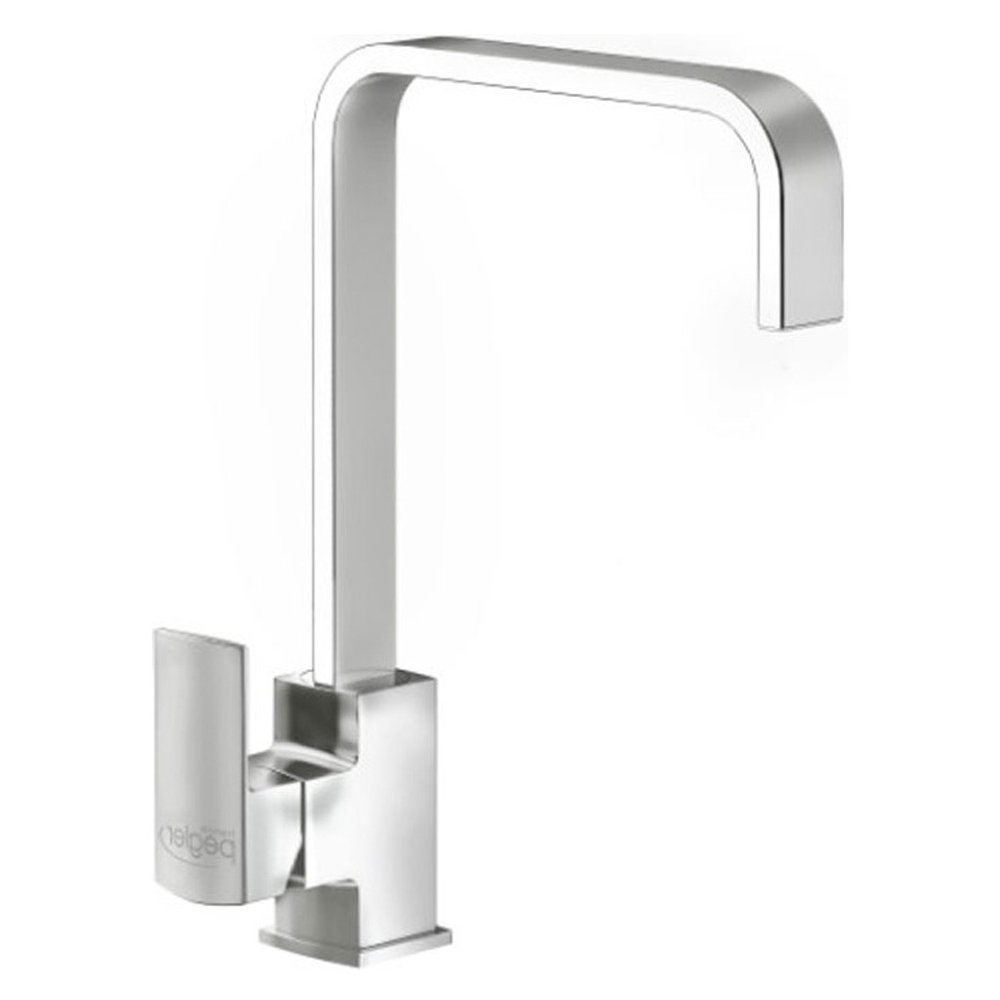 Francis Pegler Manta Single Lever Chrome Monobloc Kitchen Sink Mixer
