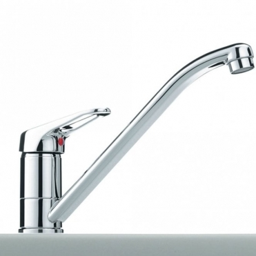 Franke 601 Chrome Single Lever Kitchen Sink Mixer Tap