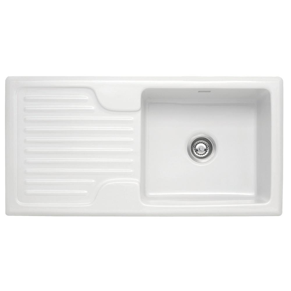 Franke Ceramic Sink : ... Bowl Ceramic Sinks ? View All Franke Single Bowl Ceramic Sinks