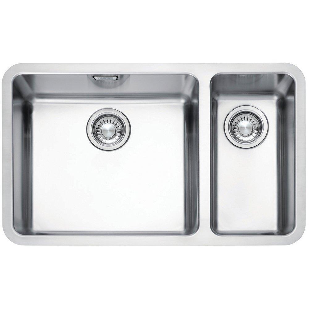 Franke Stainless Steel Undermount Kitchen Sinks : view all franke view all 1 5 bowl sinks view all undermount sinks