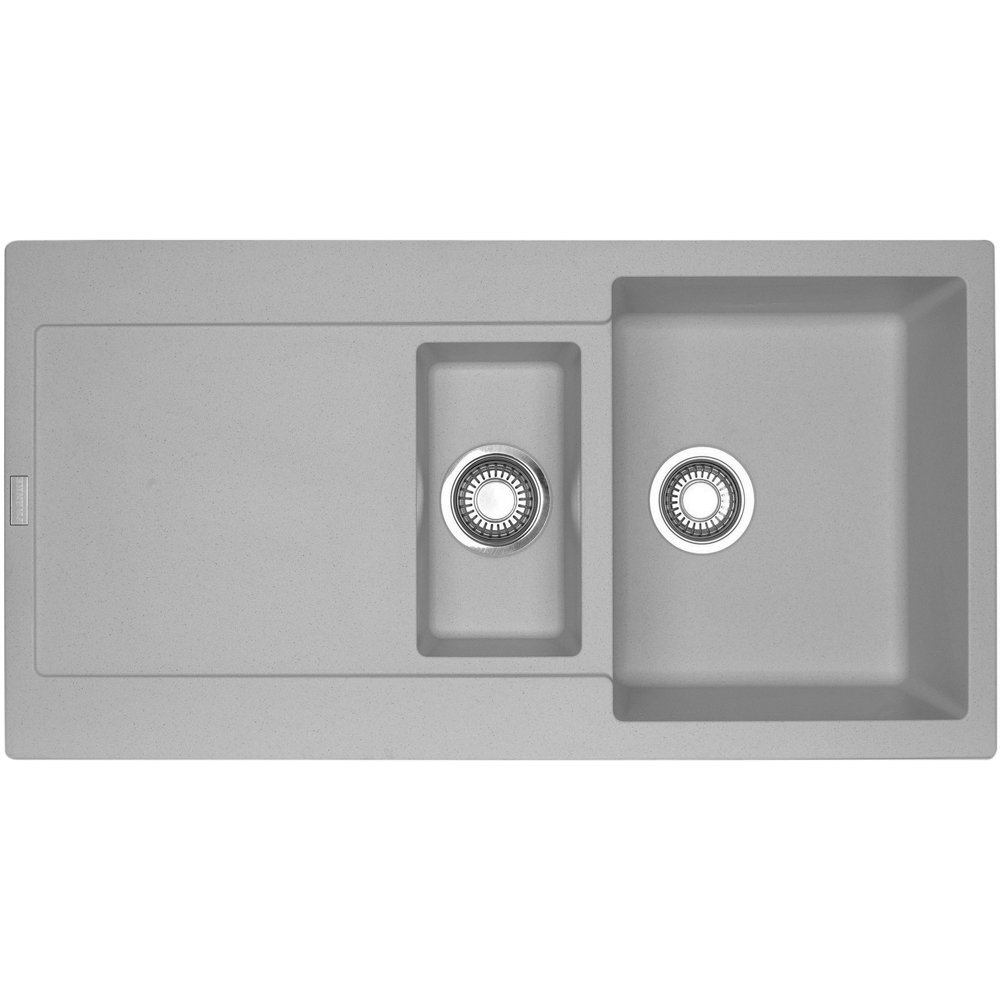 Franke Grey Sink : view all franke view all 1 5 bowl sinks view all franke 1 5 bowl sinks