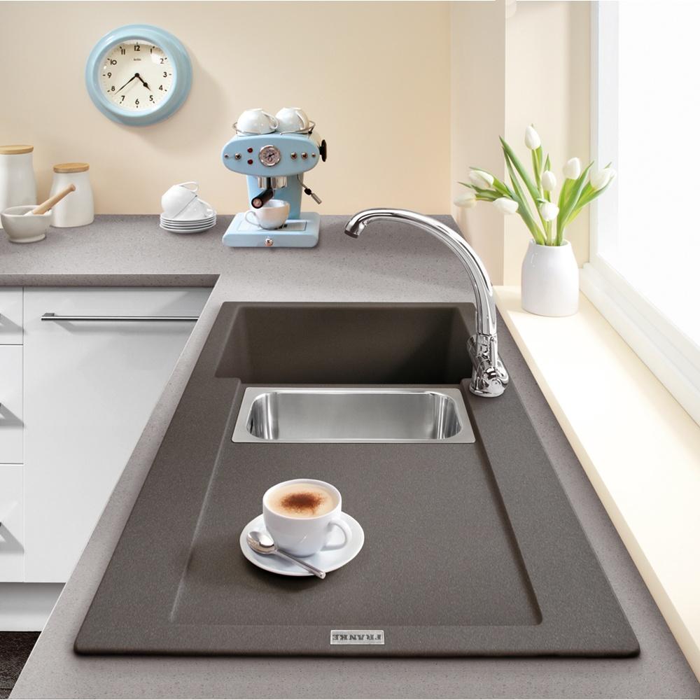 Franke Onyx Granite Sink : ... Franke ? View All 1.5 Bowl Sinks ? View All Franke 1.5 Bowl Sinks