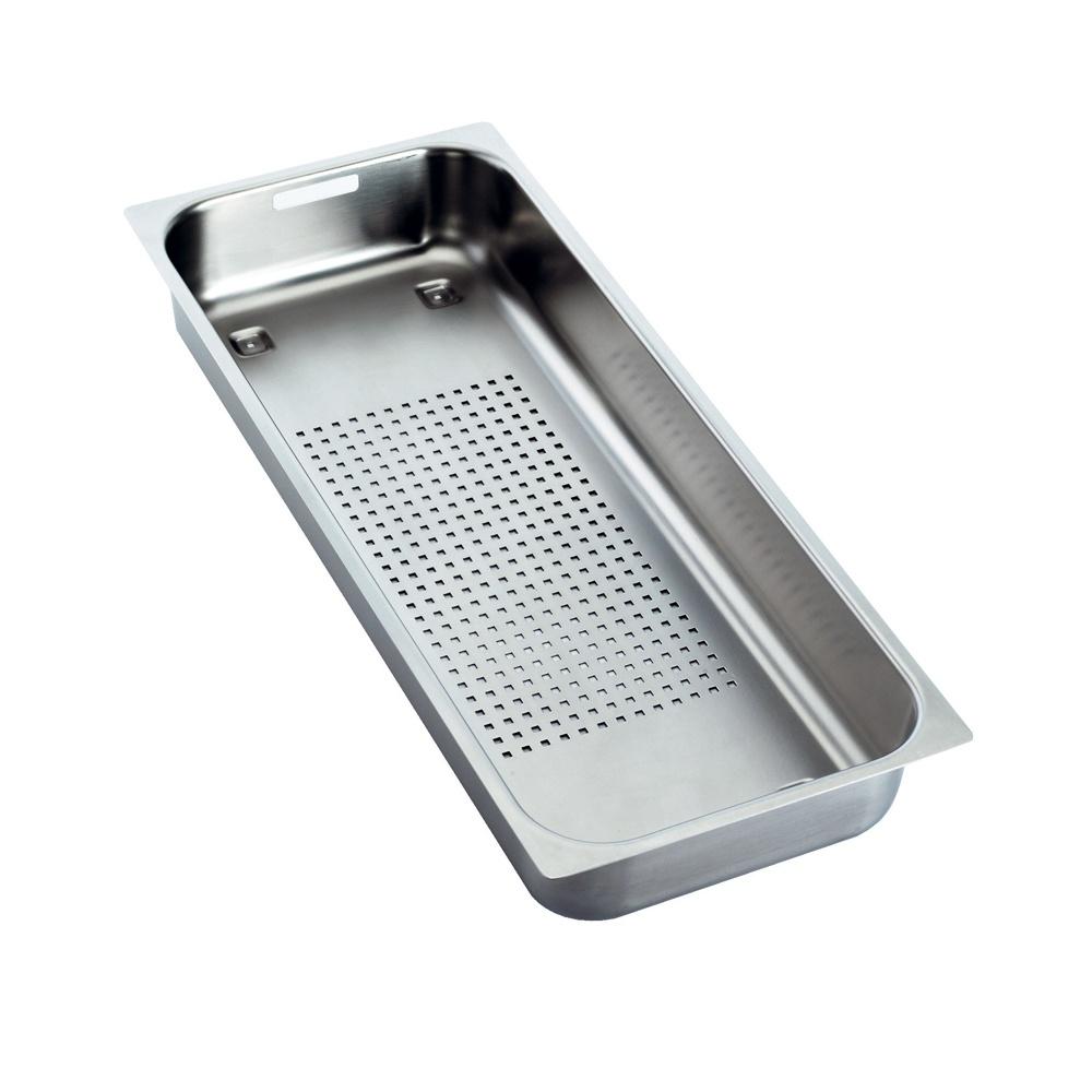 Franke Mythos Stainless Steel Sink : Franke Mythos Stainless Steel Kitchen Sink Strainer Bowl - Franke from ...