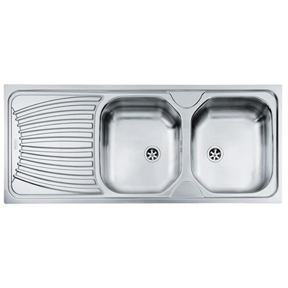 Franke Stainless Steel : Home ? Franke ? Franke Onda 2.0 Bowl Stainless Steel Kitchen Sink ...