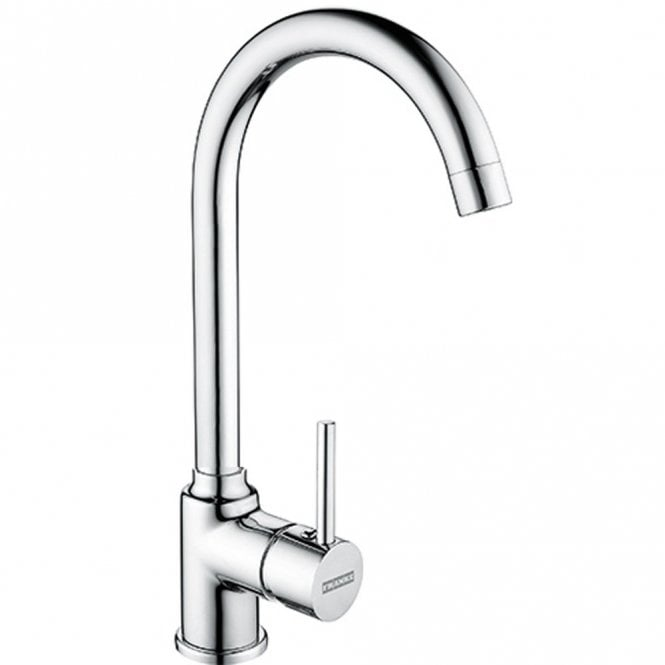 Franke Pola Chrome Single Lever Kitchen Sink Mixer Tap Franke From