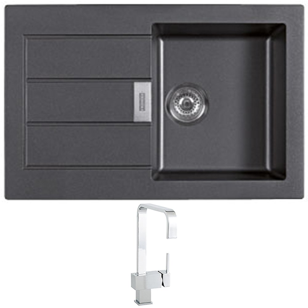 Franke Black Composite Sink : view all franke view all synthetic kitchen sinks view all franke ...