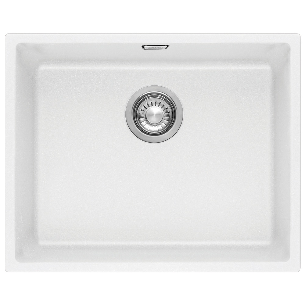 Franke White Composite Sink : View All Franke ? View All Undermount Kitchen Sinks ? View All ...