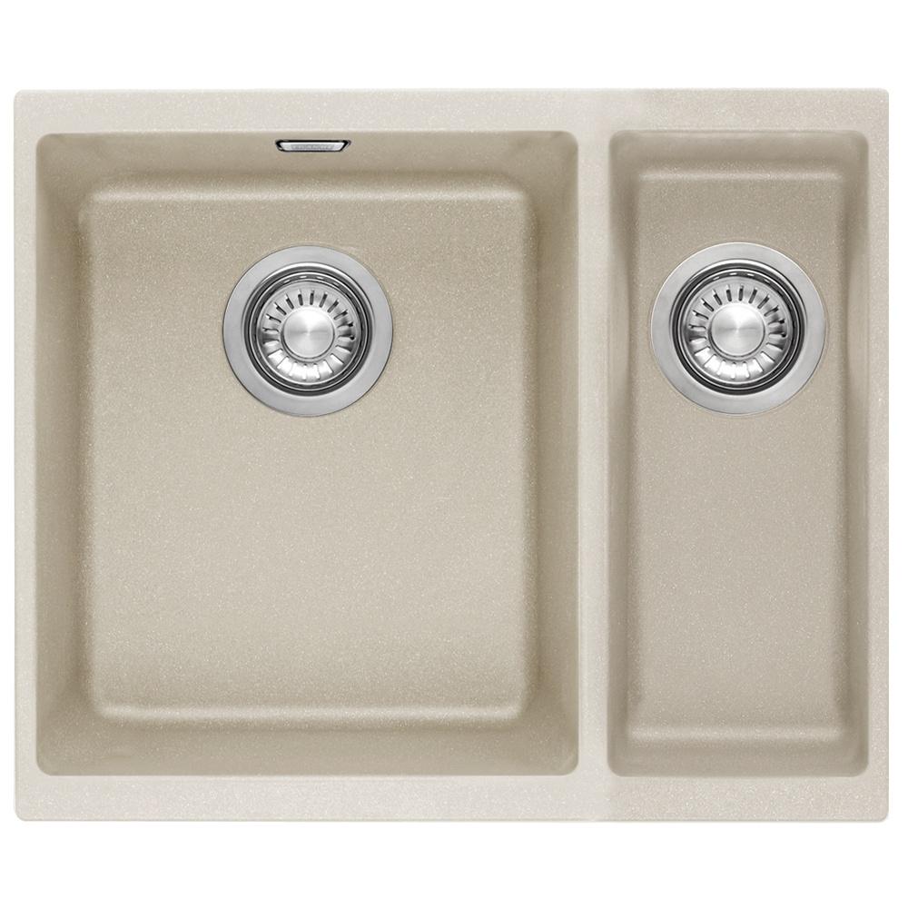 Franke Sirius Undermount Sink : Franke Sirius SID 160 1.5 Bowl Composite Synthetic Beige Undermount ...