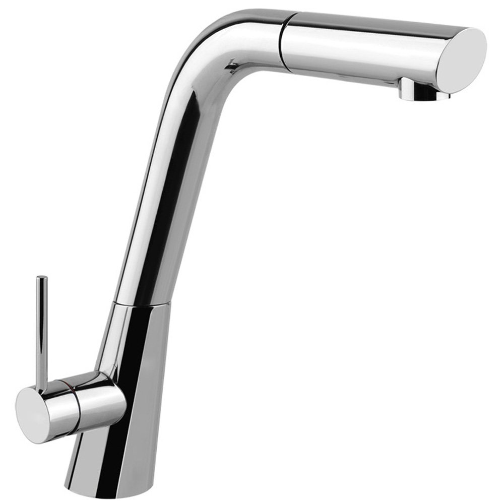 Pull Out Spray Kitchen Taps Uk Gessi Ocean Single Lever Finox Brushed Steel
