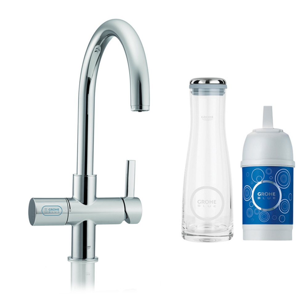 View All Grohe ‹ View All Filtered Taps ‹ View All Grohe Filtered ...