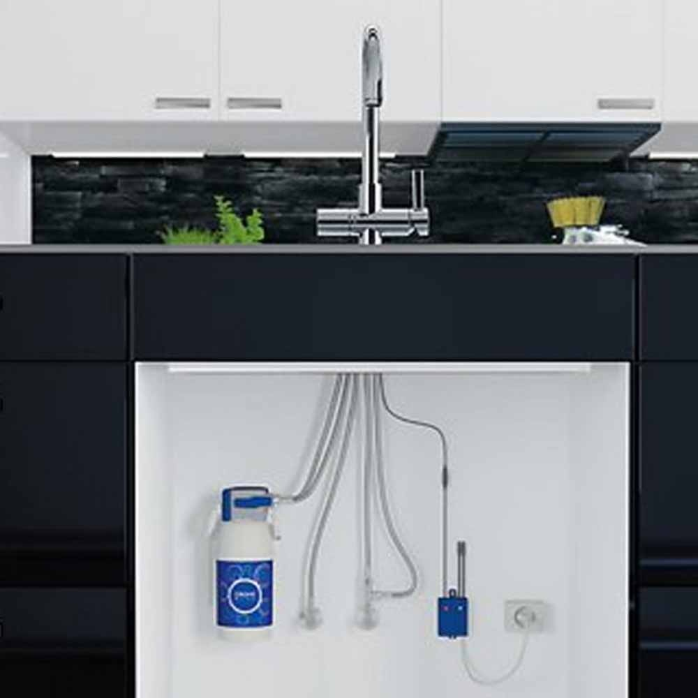 Grohe Blue Pure Chrome U Spout Kitchen Sink Water Filter